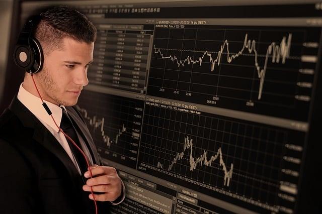 Geldanlage an der Börse